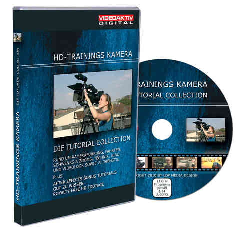"Tutorial DVD ""Kamera"""