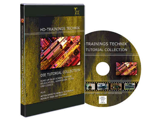 "Tutorial DVD ""Technik"""