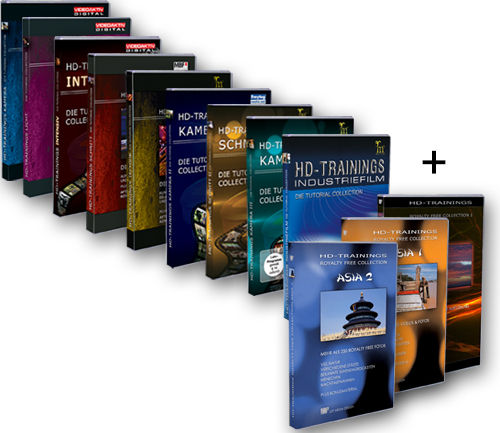 HD-Trainings DVDs Special